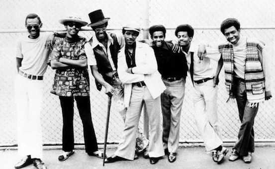Kool & The Gang Jungle Boogie