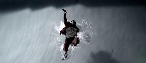 Kendrick Lamar Swiiming Pool