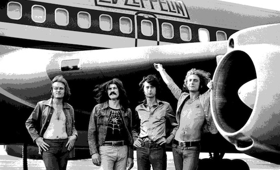 Led Zeppelin again