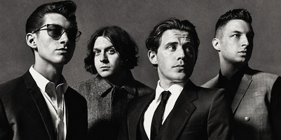 Arctic Monkeys again