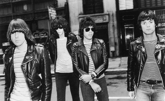 Ramones again