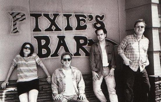 Pixies' bar