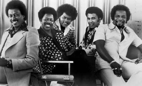 The Temptations - I'm Here (Metro Mix)