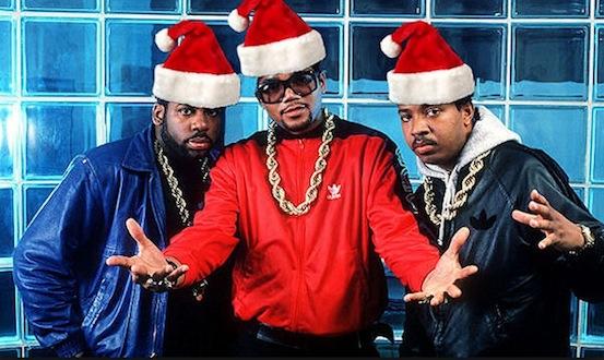 Run-DMC Santas