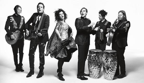 Arcade Fire photo