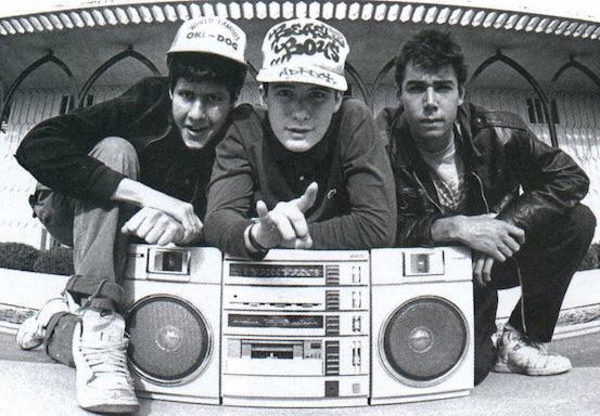 Beastie Boys 1986