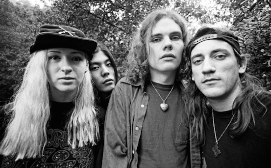 The Smashing Pumpkins 1993