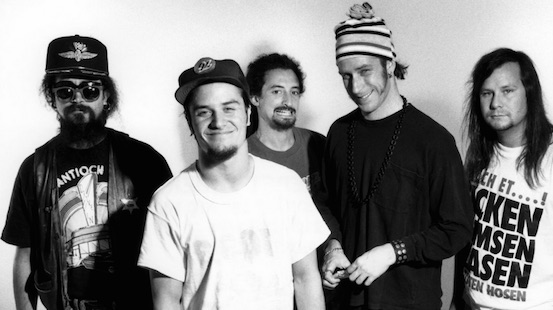 Faith No More 1990