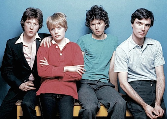 The Talking Heads 1983