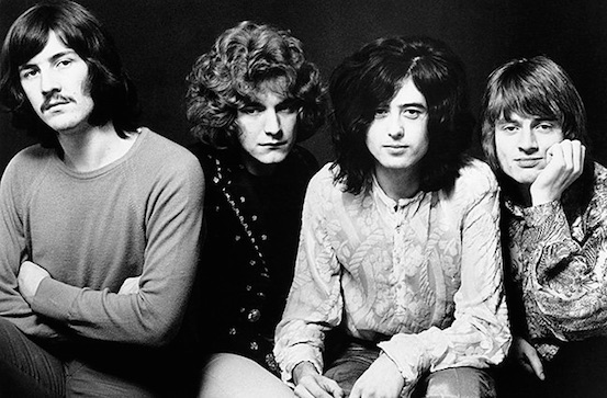 Led Zeppelin 1968