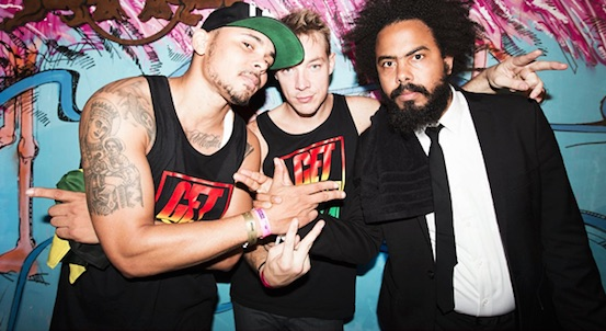 Major Lazer and DJ Snake
