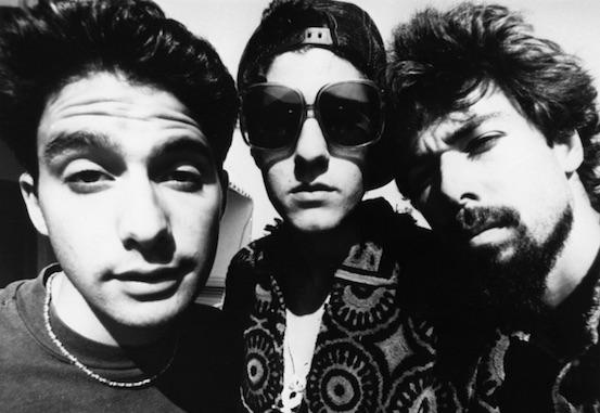 The Beastie Boys 1989
