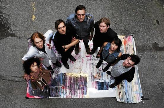 Arcade Fire 2004