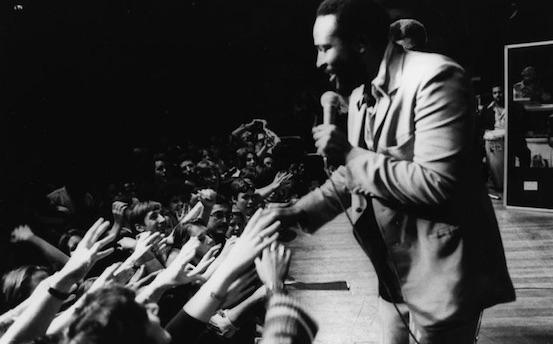 Marvin Gaye 1972