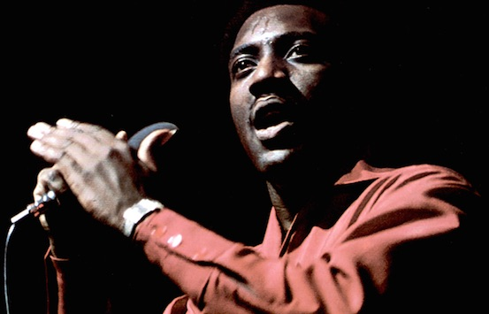 Otis Redding 1968