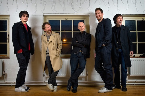 Radiohead 2007