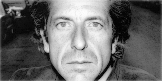 Leonard Cohen 1974