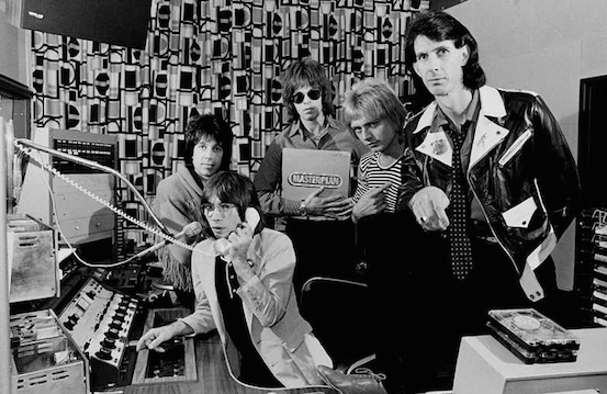 The Cars 1978