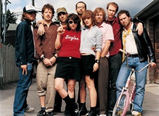 Broken Social Scene 2003