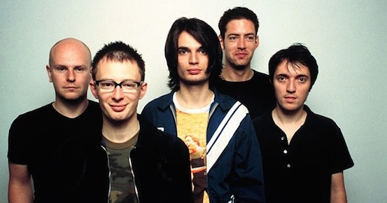 Radiohead too